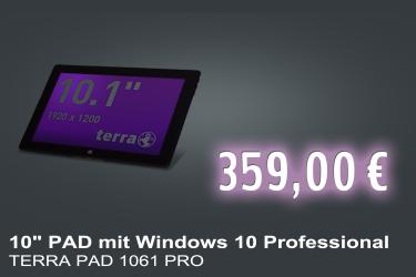 TERRA PAD 1061 PRO