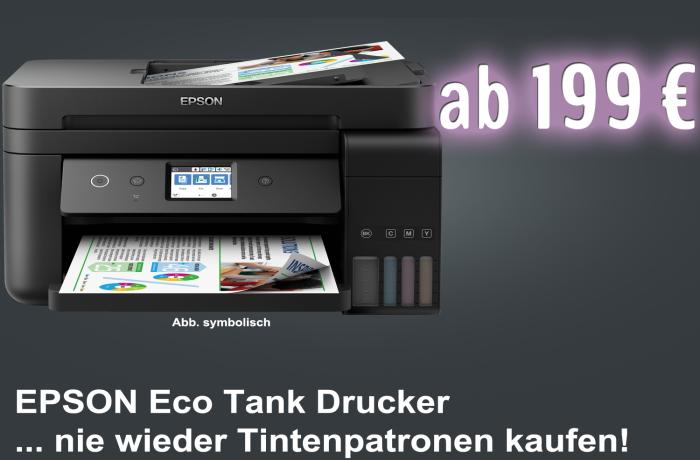 Epson EcoTank Drucker